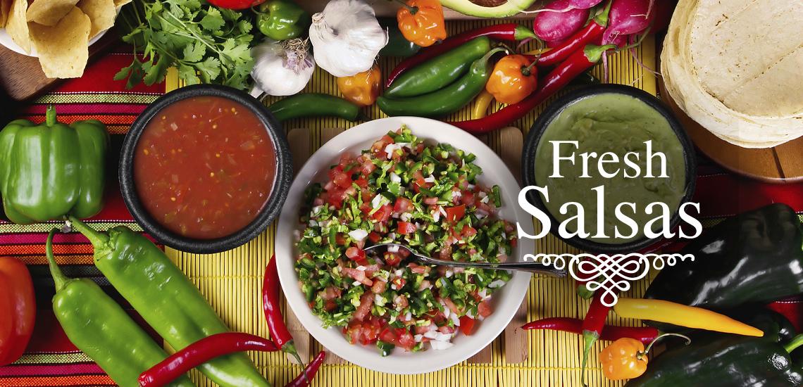 Fresh-Salsas